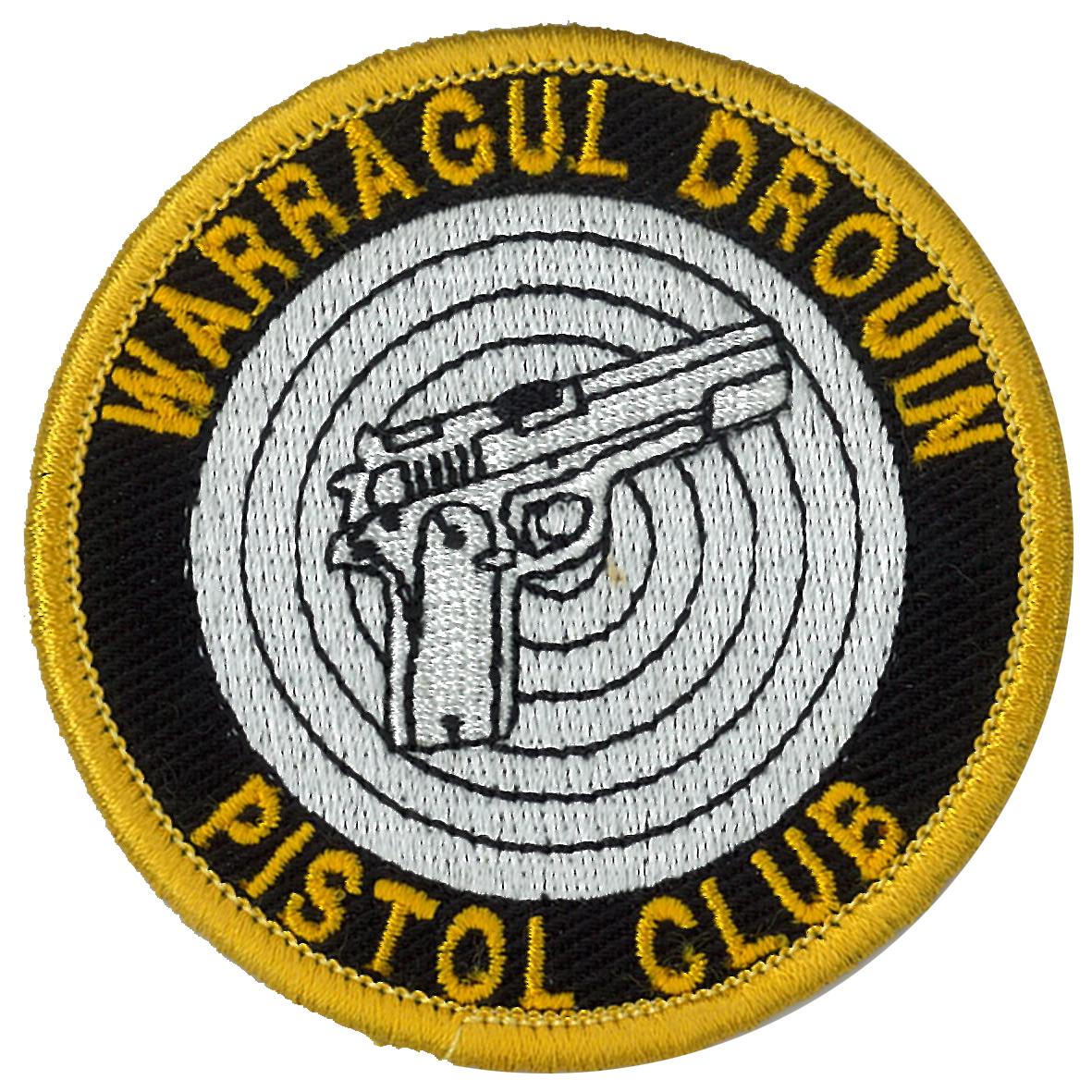Warragul drouin pistol club